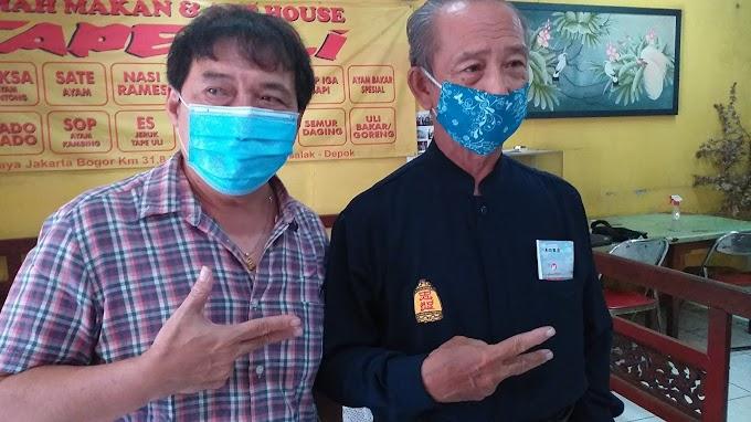 Makin Kecamatan Cimanggis Targetkan 100 Persen Dukung Idris-Imam
