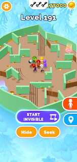 Hide n Seek mod apk download
