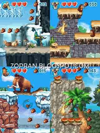 Ice Age 4 APK (Java Android Game)
