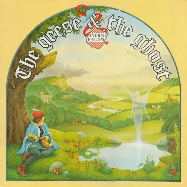Anthony Philips - The Geese & The Ghost (1977, Rock Progressivo, Folk Rock)