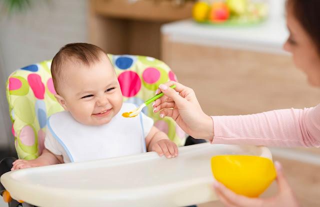 Sebuah Fakta Menarik Tentang Makanan Bayi Organik