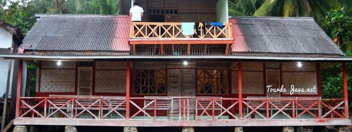 akomodasi dan transportasi wisata pulau pahawang