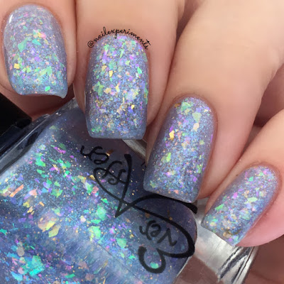 ever after polish opa!L swatch o-pal-eez 2018 collection