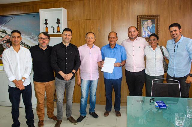 Resultado de imagem para Parnamirim vai receber mais de R$ 2,5 milhões em recursos do deputado Benes