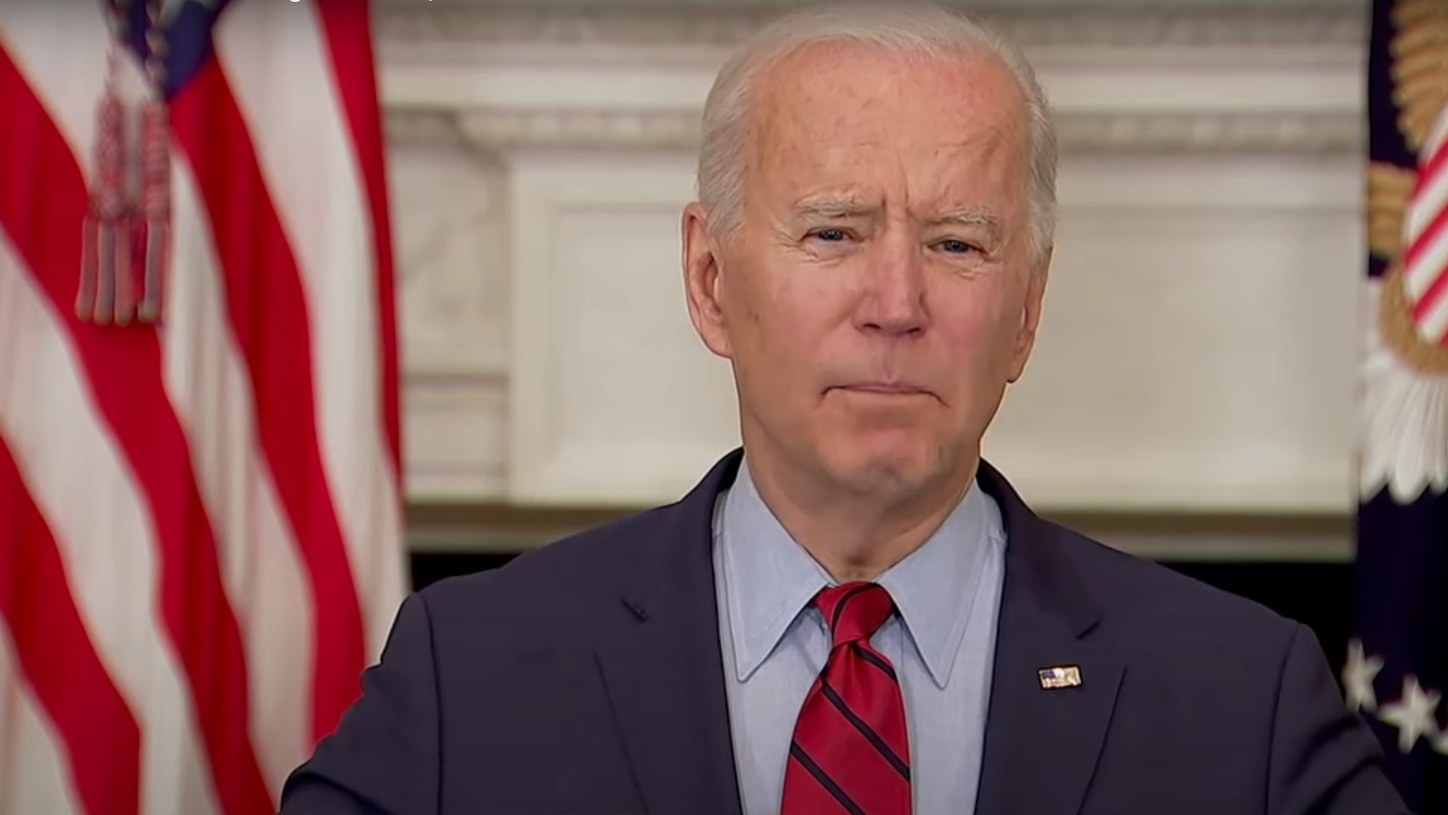 WHITE HOUSE  Biden wants quick action on gun violence, even as he moves slowly