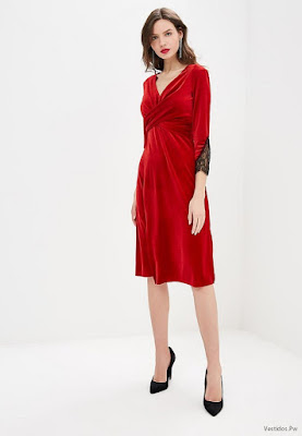 Vestidos de Gala Rojos