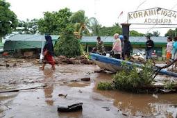 Agustinus Payong Boli Ungkap 58 Jenazah Banjir Bandang dan Longsor di Flores Timur Ditemukan