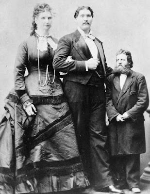 Martin Van Buren and Anna Haining Swan