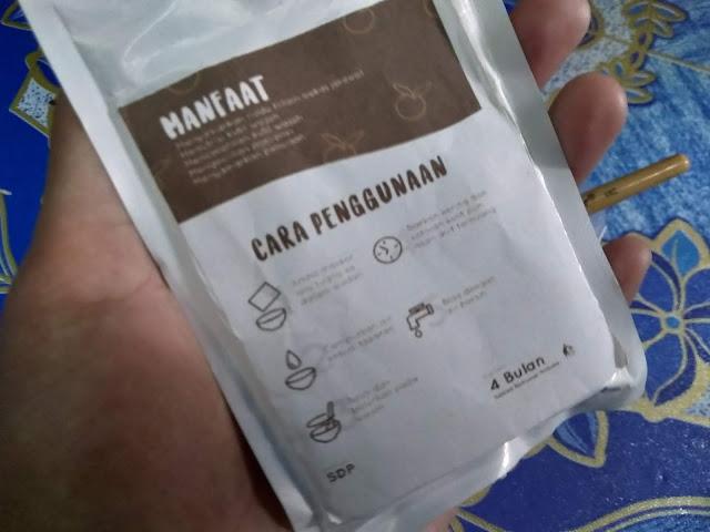 masker organik untuk menghilangkan bekas jerawat