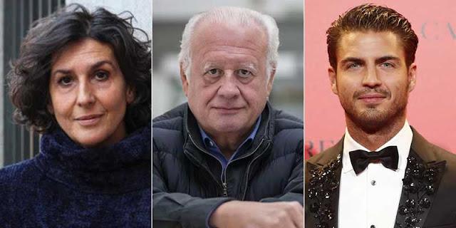 Maxi Iglesias, Elvira Mínguez y Juan Echanove son los protagonistas de 'Desaparecidos. La serie'