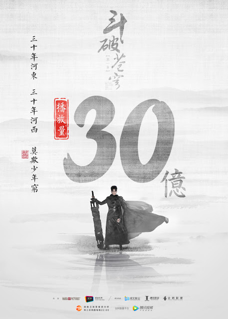 Battle Through The Heavens Wu Lei 3 billion views online