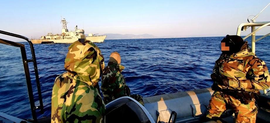 Η Άγκυρα επιχειρεί την μετατροπή του Αιγαίου σε θαλάσσια οδό ασύμμετρης απειλής…