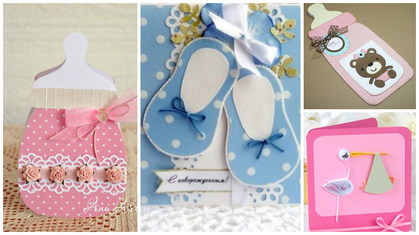 11 espectaculares invitaciones para baby shower y - Ideas para hacer ...