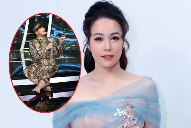 Nhật Kim Anh bị đứt dây chằng, nén cơn đau tập luyện cho thí sinh