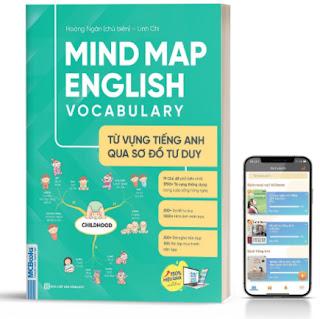 Mind Map English Vocabulary -Từ Vựng Tiếng Anh Qua Sơ Đồ Tư Duy - Giải Pháp Học Từ Vựng Hiệu Quả ebook PDF EPUB AWZ3 PRC MOBI