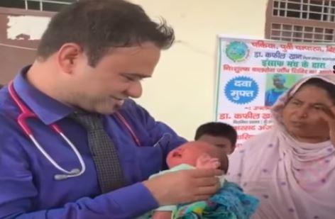 Dr. Kafeel Khan - डॉ कफील खान की रिहाई के बाद आपबीती।   Sohbat News