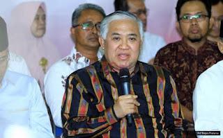Din: Dada Rakyat Juga Sesak, Tapi Tak Bisa Menumpahkan Lewat Pidato Seperti Jokowi