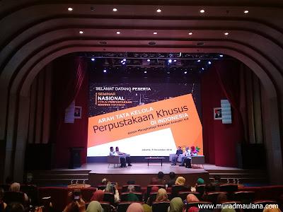 Seminar Nasional~Forum Perpustakaan Khusus Indonesia
