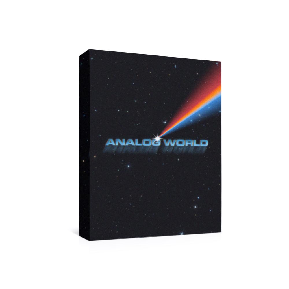 Juneaux - Analog World (Omnisphere Bank) | Kit King