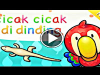 Download Video Lagu Anak Cicak Cicak Di Dinding