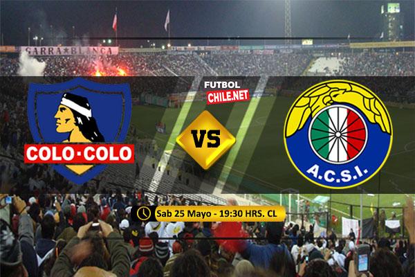 PREVIA: Colo-Colo vs Audax Italiano