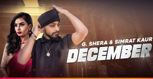 December Lyrics - G Shera, Simrat Kaur