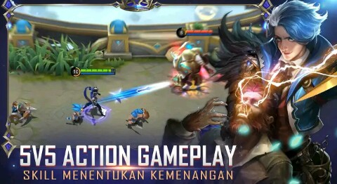 Mobile Legends: Bang Bang V1.4.09 Download For Android