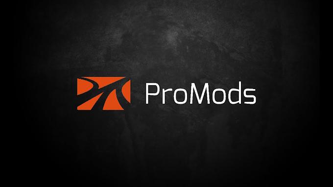 ETS 2 - Promods v2.55 Harita Modu (1.40)