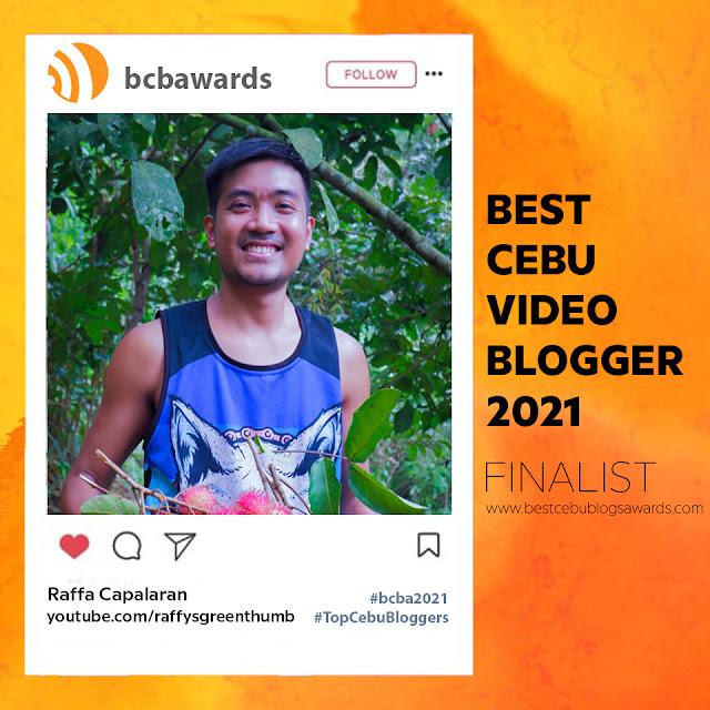 BEST CEBU BLOGS AWARDS 2021 – VIDEO BLOG CATEGORY