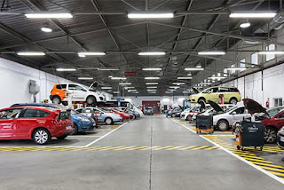 Reducir costes en el taller de reparación: cómo ahorrar en la factura energética