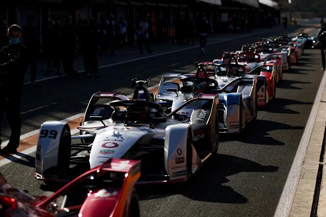 Calendario 2020-2021 FIA ABB Formula E