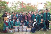 Aksi Peduli, Mahasiswa Abulyatama Turun ke Jalan Galang Dana untuk Korban Gempa Sulbar