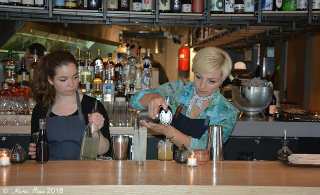 OKO Restaurant - Bar Details