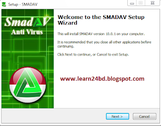 Download and install this software.