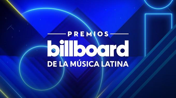 LISTA COMPLETA DE GANADORES PREMIOS BILLBOARD DE LA MÚSICA LATINA 2020