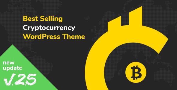 Cryptocurrency WordPress Theme Free Download Cryptic v2.6.1 – Cryptocurrency WordPress Theme Download