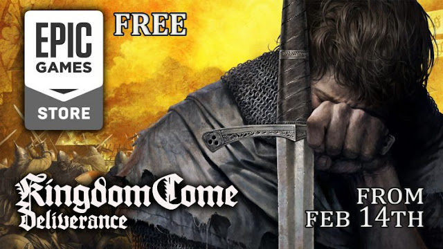 Kingdom Come Deliverance estará gratis en Epic Games Store la próxima semana