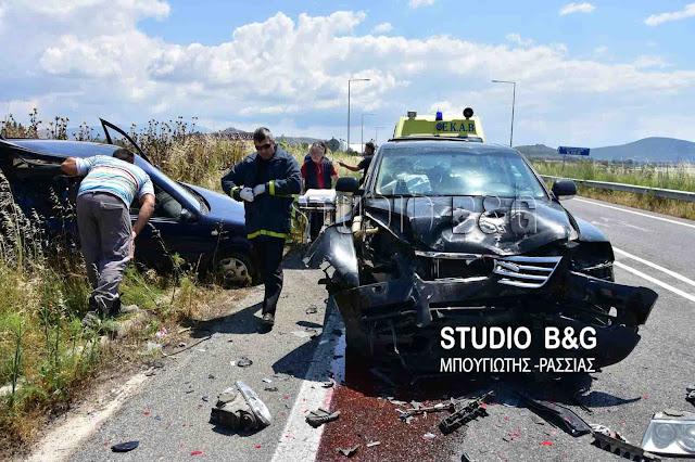 Τροχαίο δυστύχημα τις πρωινές ώρες με νεκρό 28χρονο στη Λακωνία