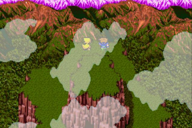 Final Fantasy V Advance - Español - Captura 1