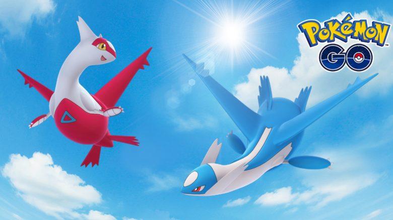 Pokémon GO: Raid lesson today with Latias and Latios