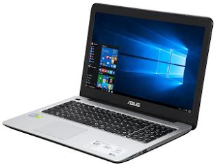 Asus X556UQ Drivers windows 10 64bit