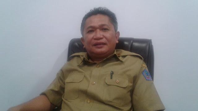 Di Bawah Pimpinan Kepsek Modi Lumintang. SMK l Manado Isi Pujian Pada Hut Provinsi Sulut.