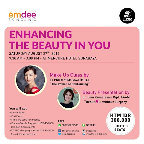 [EVENT REPORT] Enhancing The Beauty In You