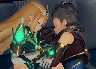 Mythra, Rex, Xenoblade Chronicles 2