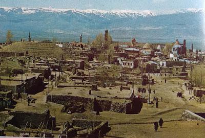 Foto Kota Erzurum Turki Timur