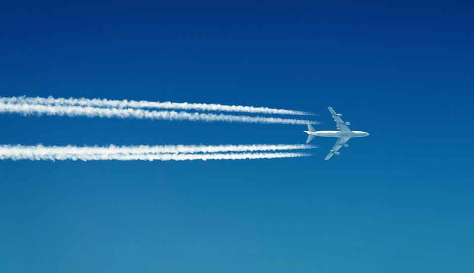 Over 300,000 annual flights over Macedonia, pollution to be determined