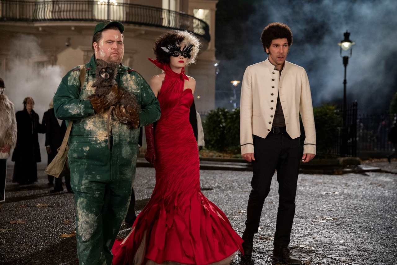 Review Filem : Cruella (2021)