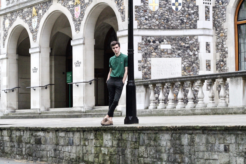 BLOG-MODE-HOMME-STYLE-look-preppy-menstyle-westminster-polo-lacoste-vert-minet-paraboot-michael