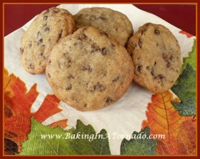 Crunch Cookies | www.BakingInATornado.com | #recipe #cookies
