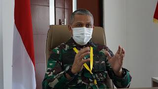 Mayjen TNI Tugas Ratmono, Koordinator Rumah Sakit Darurat COVID-19 (RSDC) Wisma Atlet Kemayoran